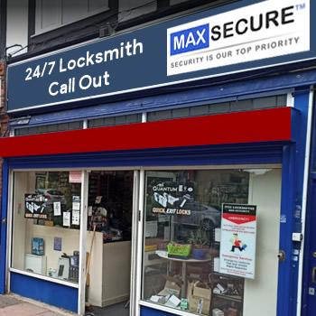 Locksmith store in Clapton